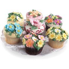 More delicious looking cupcakes.