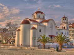 Greek Church in Paralia Katerini