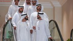 Sheikh Mohammed and Mohamed bin Zayed take first step in UAE Centennial 2071 journey