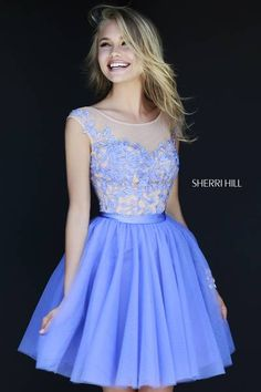 Sherri Hill 11171 - casual bridesmaids dress?