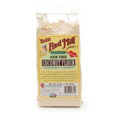Bob's Red Mill Premium Organic High Fiber Coconut Flour - 16 oz