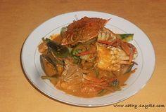 Kare Kare Recipe – Seafood Kare Kare