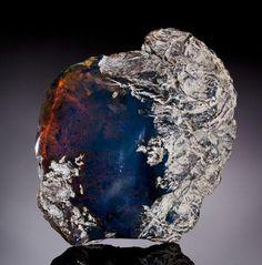 Rare Blue Amber