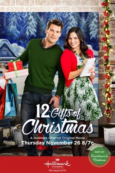 affiche du film 12 Gifts of Christmas (TV)