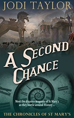 A Second Chance (The Chronicles of St. Mary's Series) by Jodi Taylor http://www.amazon.co.uk/dp/191093951X/ref=cm_sw_r_pi_dp_44.Dwb1F5DJCM