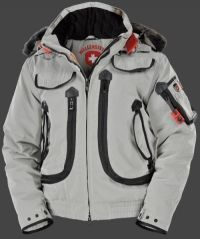 Wellensteyn Rescue Jacket, HeavyAirTec, Moonstone