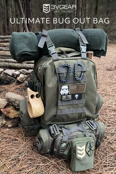 Emergency Preparedness Kit, Survival Prepping, Survival Gear, Survival Skills, Survival Books, Survival Weapons, Camping Survival, Tactical Backpack, Hiking Backpack