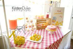 pinkalicious pink lemonade party!