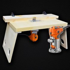 Wood Router Table, Woodworking Router Table, Router Table Plans, Woodworking Jig Plans, Woodworking Tutorials, Woodworking Shop, Trim Router, Router Jig, Router Projects