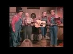 Hee Haw Gospel Quartet   The Unclouded Day   Country Gospel Music