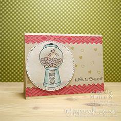 My Papercraft Corner - Card #394. Stamps: Two Paper Divas Paper Divas, I Card, Stamps, Card Making, About Me Blog, Corner, Seals, Postage Stamps, Cardmaking