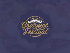gourmet festival logo