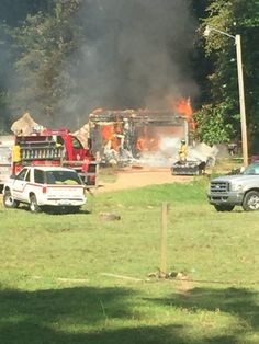 HINDS COUNTY, Miss. (WJTV) – Hinds County firefighters rushed to put out a horse barn fire on Old Highway 49 Monday afternoon. All that's left of the barn is the frame. WJTV was told on…
