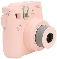 Amazon.com : Fujifilm Instax Mini 8 Instant Film Camera (Pink) : Polaroid Camera : Camera & Photo