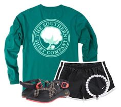 """""""Goodnight everyone!!"""" by flroasburn on Polyvore featuring NIKE and Chaco"""