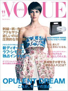 Vogue Japon Novembre 2012