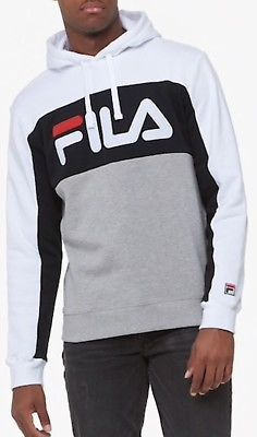 FILA-TODD-DRAWCORD-HOODIE-SIZE-XL-WW-GRAY- · Moda Da MaschiaccioCappelli  Per Le DonneNero ... 32192ebd7625