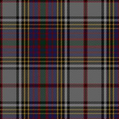 My clan: Tartan image: Ross Anderson (Fashion) #2