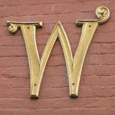 letter W by Leo Reynolds, via Flickr