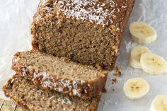Kokos Banaan Havermoutbrood (Ohmyfoodness)