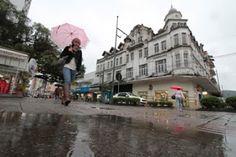 A Arte do Turismo e da Hotelaria: Chuville (Joinville) e Chuvetes (Morretes) uma exp...