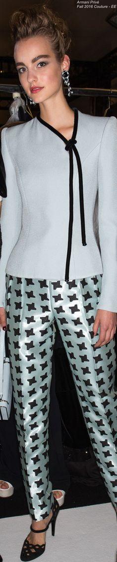 Armani Privé Fall 2016 Couture - EE