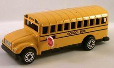 Miniature Pencil Sharpener School Bus *