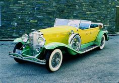 Gary Cooper's 1931 Duesenberg Model J Derham Tourster at the Cape Cod Heritage Museum. Lamborghini, Ferrari, Jaguar, Duesenberg Car, Vintage Cars, Antique Cars, Peugeot, Automobile, Benz