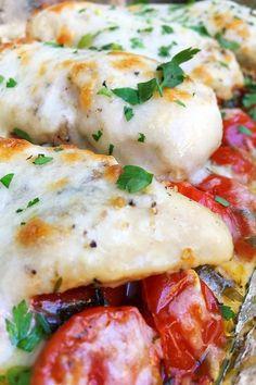 Csirkemell sült saláta ágyon – VIDEÓVAL! – Gastrohobbi