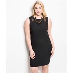 🎉FINAL SALE🎉 Plus Size Little Black Dress LITTLE BLACK DRESS! Who says you can't go out in your work wear? This can easily be a work dress or a dress for a night out. Doesn't get any better than 2 in 1! Dresses