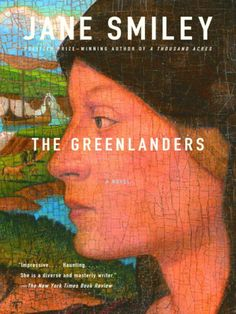 The Greenlanders has been deeply enjoyable, and I've been returning to it over the past few weeks. Smiley is adept as using the old norse saga structure to render an ode to the Greenland way of life during the late 14th century.
