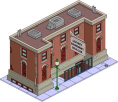 Businessman's Social Club - The Simpsons: Tapped Out Wiki