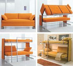 sofa bunk beds!crazy bananas!