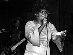 Koko Taylor and The Blues Machine, taken October 1978 at a club called Sprangkullen in Gothenburg, Sweden. Bob Anderson is seen on bass. Photo © 1996 by Torsten Stahlberg. Friedrich Nietzsche, Bob Anderson, Today In Black History, Classic Blues, Mississippi Delta, Soul Artists, Muddy Waters, Blues Music, Cool Bands
