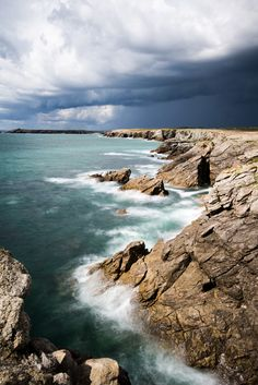 Quiberon - Côte de la Mer Sauvage, Morbihan