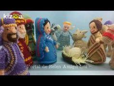 Portal de Belen amigurumi - Video 2 - Figura Base - Alas de Hada y Ganchilleando Lokuras - YouTube