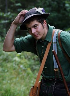 How to Make a Tyrolean Hat