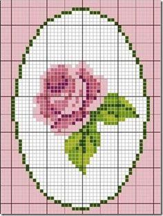 Ponto Cruz-Cross Stitch-Punto Cruz-esquemas-motivos-703