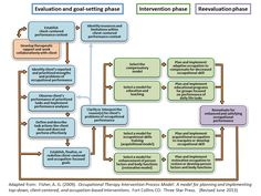 The OT Intervention Process Model (OTIPM): for planning top-down, client centred, occupational based interventions