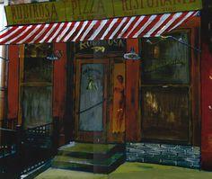 RUBIROSA NYC // Family-Style Italiano Ristorante // 235 Mulberry Street Nolita