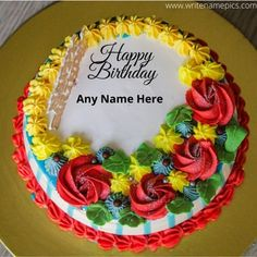 Do you want to celebrate this special day with this Happy Birthday Cake with Name then we have lot of options. make virtual happy birthday cake card with name Birthday Cake Write Name, Birthday Cake Writing, Birthday Cake Card, Cake Name, Boy Birthday, Greeting Card Maker, Online Greeting Cards, Birthday Greeting Cards, Birthday Greetings