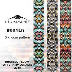 loom bracelet pattern loom pattern loom stitch square