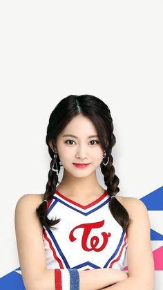 Go Go_Twice_Tzuyu     •Min Soo• Kpop Girl Groups, Korean Girl Groups, Kpop Girls, J Pop, Pretty Asian, Beautiful Asian Girls, Korean Beauty, Asian Beauty, Tzuyu Twice