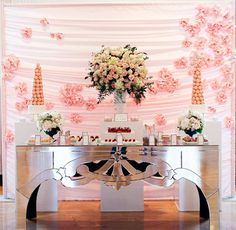 Hostess with the Mostess® - Coco Chanel French Inspired Bridal Shower...love everything about this party!