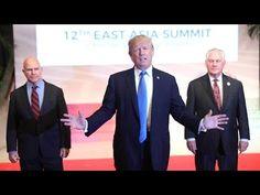 President Trump Remarks After ASEAN Summit. Manila, Philippines.