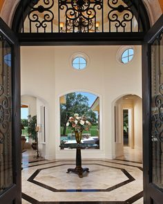 56 beautiful and luxurious foyer designs - page 2 of 11 | foyer