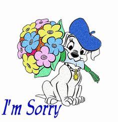 Decent Image Scraps: I'm Sorry