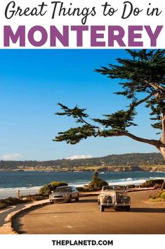Monterey is an amazing weekend escape in California. These are the best things to do in Monterey, California and not to miss attractions to make the most of your trip. | Blog by the Planet D | #Travel #Monterey #California | best places in california | places to see in california | california vacation ideas | california places to visit | monterey california things to do in Monterey California, California California, California Vacation, Greatest Adventure, Adventure Travel, Usa Travel, Travel Tips, California Places To Visit, Stuff To Do
