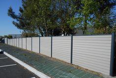 Découvrez toute notre gamme clôture bois  composite Océwood®