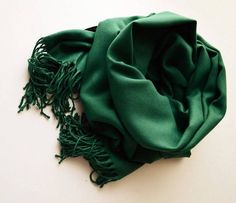 "Cashmere Geen Stole ""Elven Forest"". Cashmere Scarf. Cashmere Wrap. Green scarf. Green Stole. Green Scarf. Green Wrap. by VUGASHOP on Etsy"